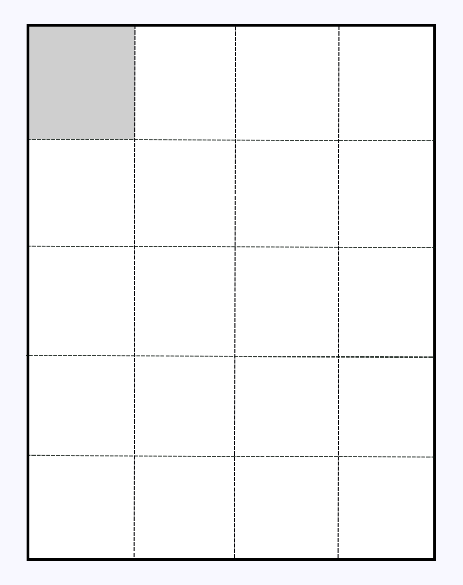 perforated shelf talker sheet template