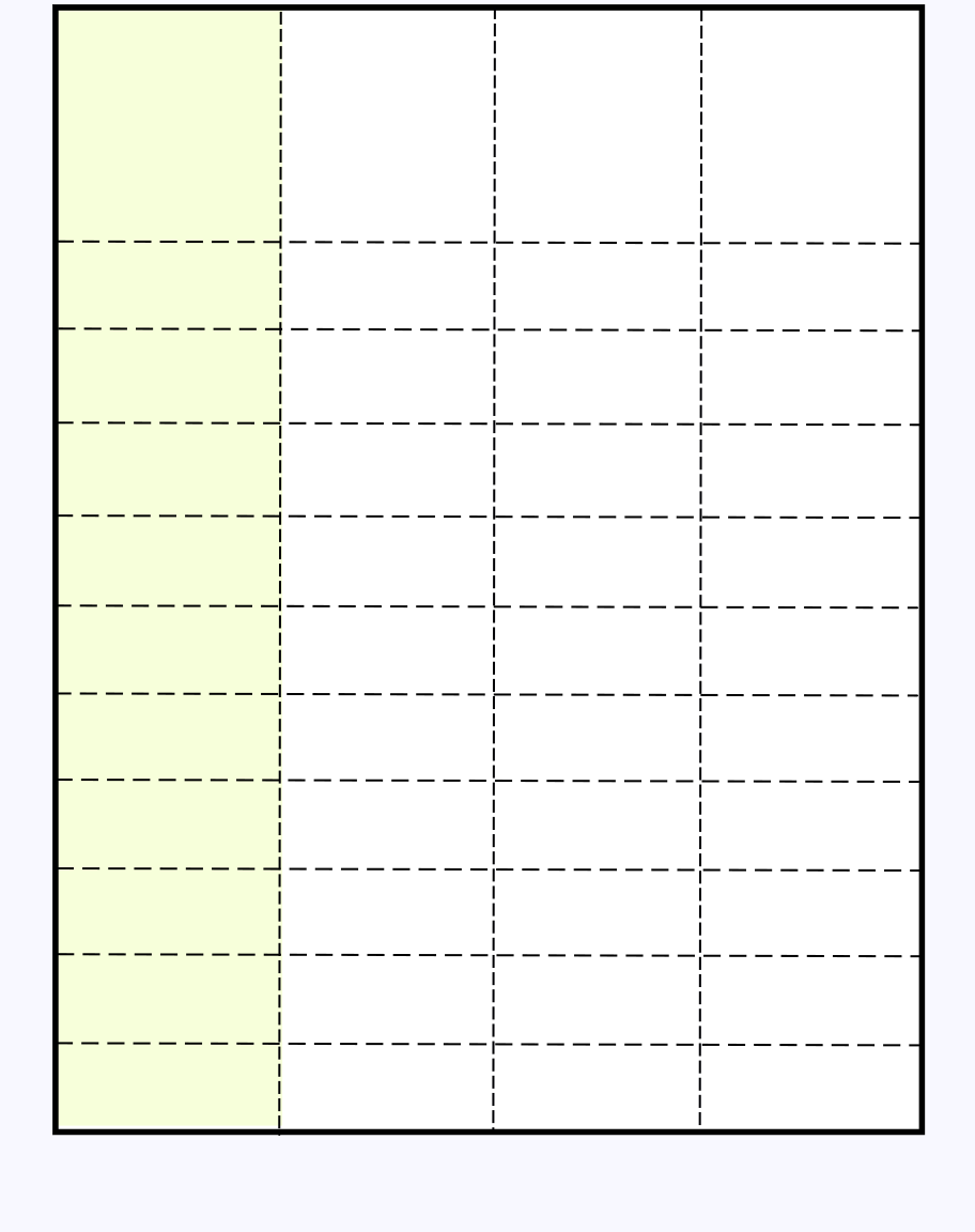 perforated raffle ticket sheet template